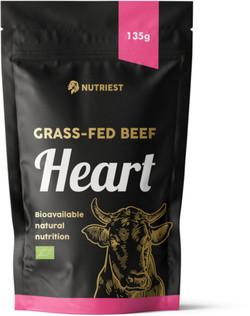 Nutriest Heart Poeder 135 gram biologisch