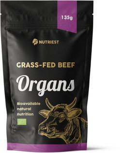 Nutriest Organ Complex Poeder 135 gram biologisch