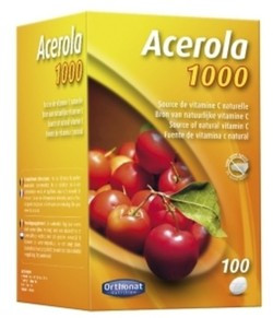 Orthonat Acerola tabletten
