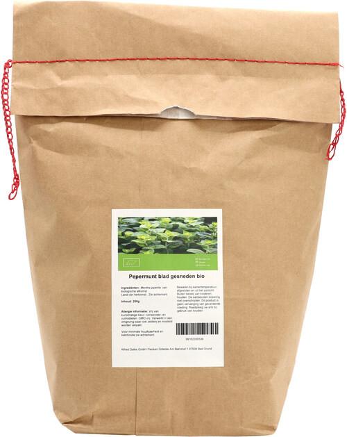 Shakthee Pepermunt blad 250 gram biologisch