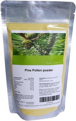 Pinepollen poeder 125 gram