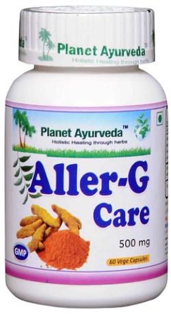 Planet Ayurveda Aller-G Care 60 capsules