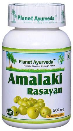 Planet Ayurveda Amalaki Rasayan (Amla) 60 capsules