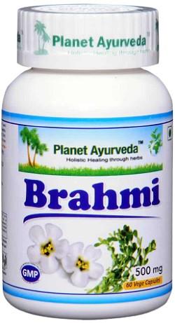 Planet Ayurveda Brahmi 60 capsules