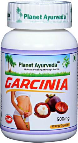 Planet Ayurveda Garcinia 60 vegetarische capsules