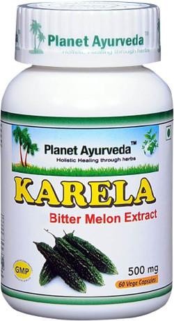 Planet Ayurveda Karela 60 vegetarische capsules