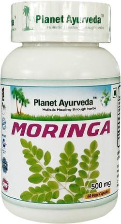 Planet Ayurveda Moringa 60 vegetarische capsules