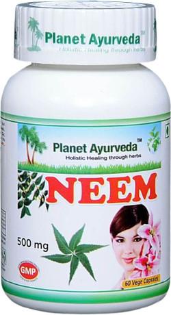 Planet Ayurveda Neem 60 vegetarische capsules