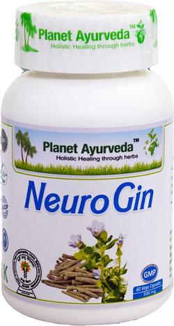 Planet Ayurveda Neuro Gin 60 vegetarische capsules