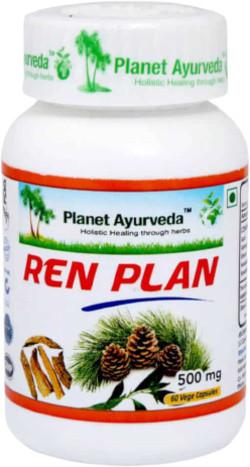 Planet Ayurveda Ren Plan 60 vegetarische capsules