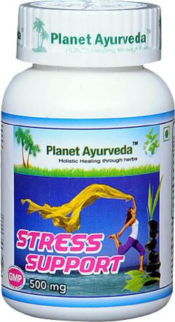 Planet Ayurveda Stress Support 60 vegetarische capsules