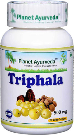 Planet Ayurveda Triphala 60 vegetarische capsules