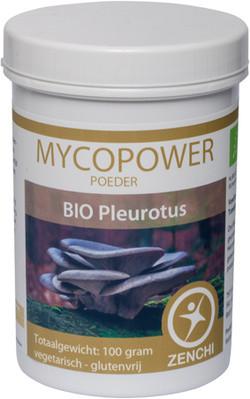 Mycopower Pleurotus poeder 100 gram biologisch