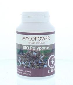 Mycopower Polyporus Caps 100 capsules biologisch
