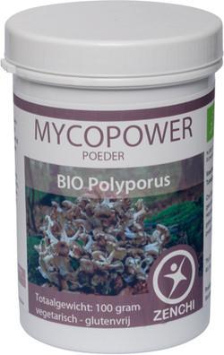 Mycopower Polyporus poeder 100 gram biologisch