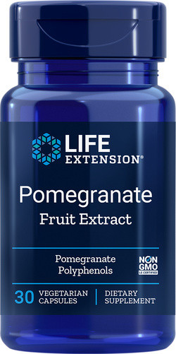 Life Extension Pomegranate Extract 30 vegetarische capsules