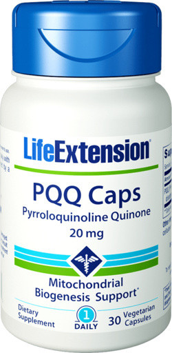 Life Extension PQQ 20 mg 30 capsules