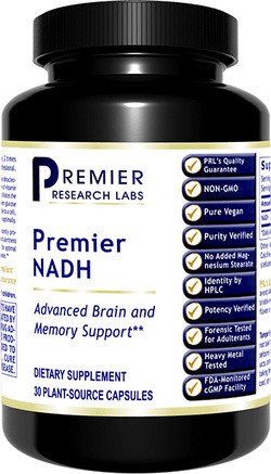 PRL Nutritionals NADH 30 capsules