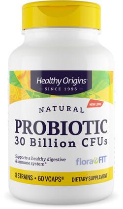 Healthy Origins Probiotic 30 Billion