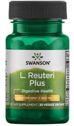 Swanson Probiotic Reteuri Plus 30 capsules