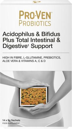 Pro-Ven Probiotics Probiotics for Digestion (Poeder) 14 zakjes