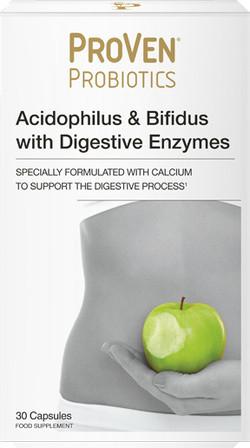 Pro-Ven Probiotics Probiotics for Digestion 30 capsules