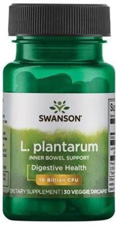 Swanson Lactobacillus Plantarum 30 capsules