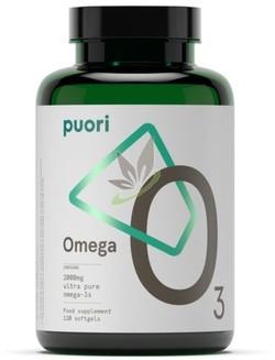 Puori O3 Omega-3 120 capsules