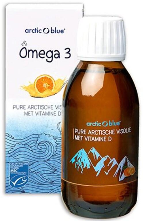Arctic Blue Pure Arctische Visolie met Vitamine D