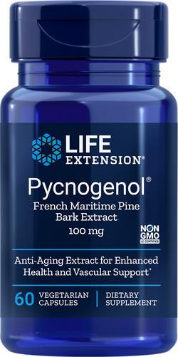 Life Extension Pycnogenol 60 capsules