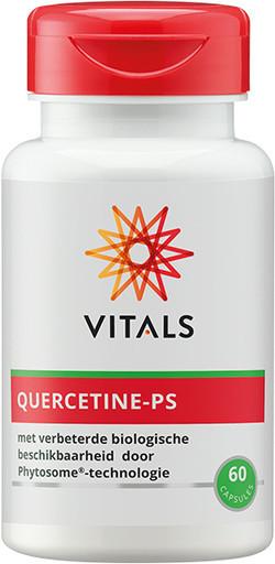 Vitals Quercetine-PS 60 capsules