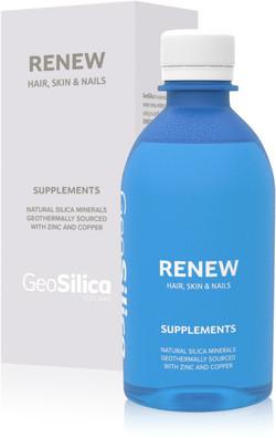 GeoSilica Iceland Renew Skin, Hair & Nails 300 ml