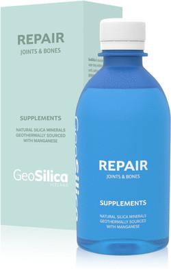 GeoSilica Iceland Repair Joints and Bones 300 ml