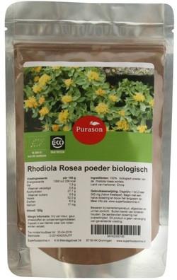 Rhodiola Rosea Poeder biologisch