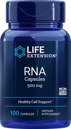 Life Extension RNA 100 capsules