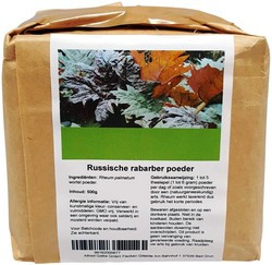 Purason Russische rabarber poeder 500 gram