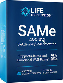 Life Extension SAMe 400mg
