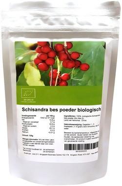 Schisandra Poeder biologisch