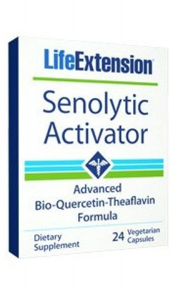 Life Extension Senolytic activator 24 capsules