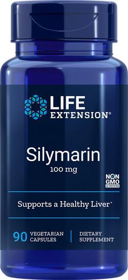 Life Extension Silymarin 90 capsules