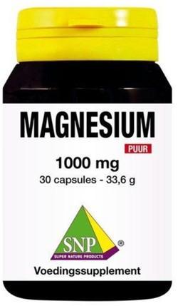Magnesium puur capsules
