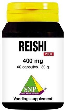 Reishi capsules SNP