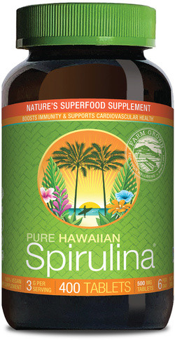 Nutrex Hawaii Spirulina Pacifica Hawaii