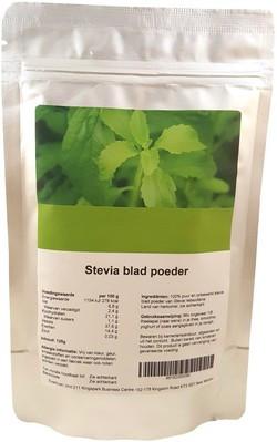 Stevia Blad Poeder 125 gram