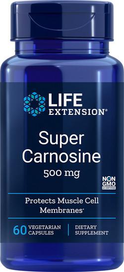 Life Extension Super Carnosine 60 capsules