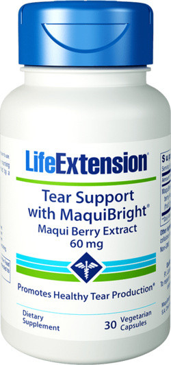 Life Extension Tear Support 30 vegetarische capsules