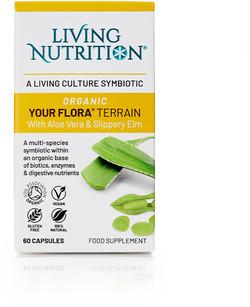 Living Nutrition Your Flora Terrain 60 capsules biologisch