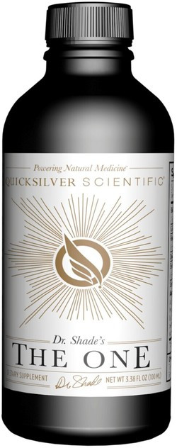 Quick Silver The One Mitochondrial Optimizer 100 milliliter