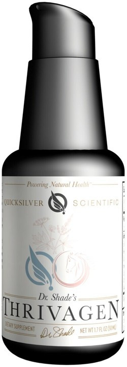 Quick Silver Dr. Shade's Thrivagen 50 milliliter