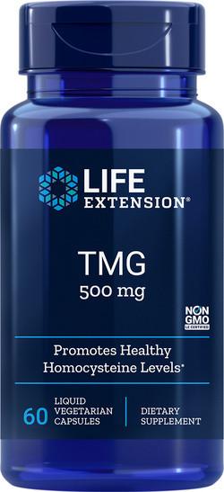 Life Extension TMG 500 mg